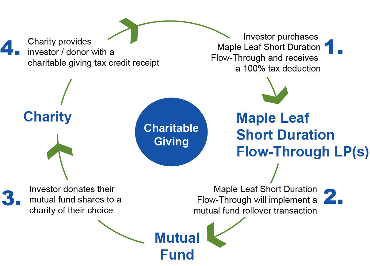 Charitable Giving Investment Life Cycle