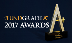 FundGrade A+ Award for Maple Leaf Income Class